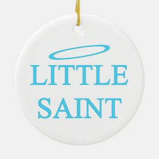 Little Saint Christmas Ornament
