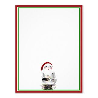 Little Santa Robo-x9 Flyers