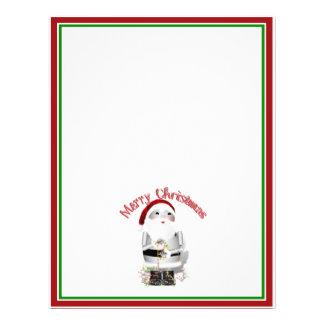 Little Santa Robo-x9 Custom Flyer