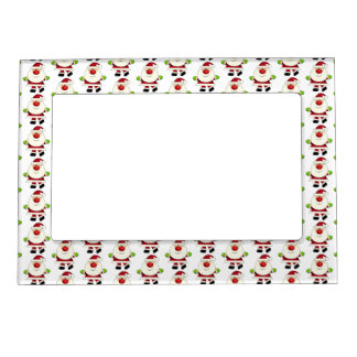 Little Santas Magnetic Picture Frame