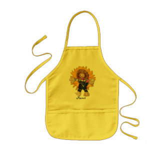 Little scarecrow apron