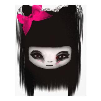Little Scary Doll Flyer