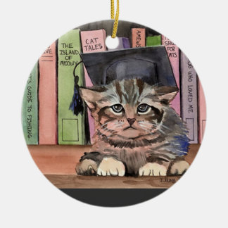 Little Scholar Christmas Ornament