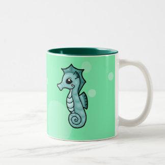 Little seahorse mug