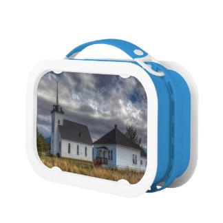 LITTLE SHASTA CHURCH LUNCH BOXES