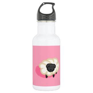 Little sheep 532 ml water bottle