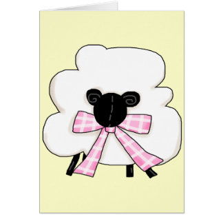 Little Sheep Cards