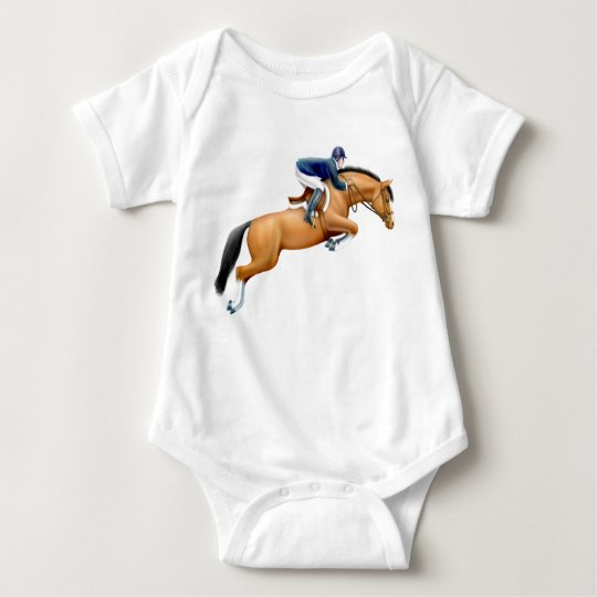 Little Show Jumper Infant One Piece Baby Bodysuit