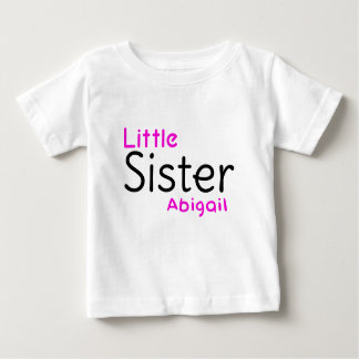 Little Sister Abigail T Shirts