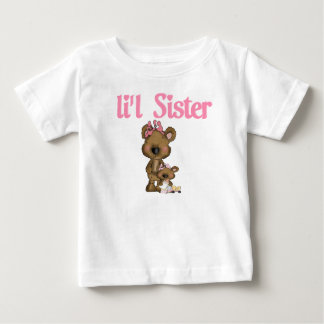 little sister bear tshirt