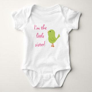 Little Sister Cheerful Bird Shirt