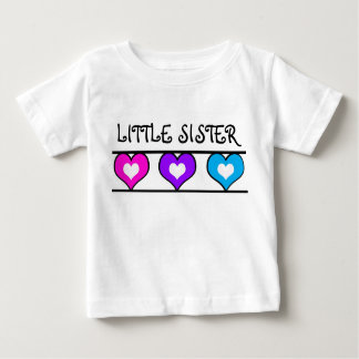 LITTLE SISTER COLLECTION BABY T-Shirt