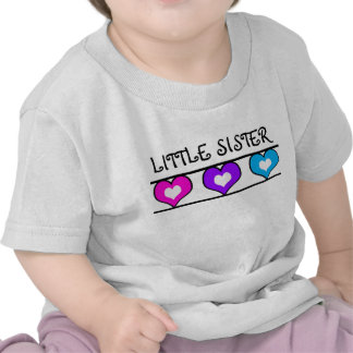 LITTLE SISTER COLLECTION TEE SHIRTS