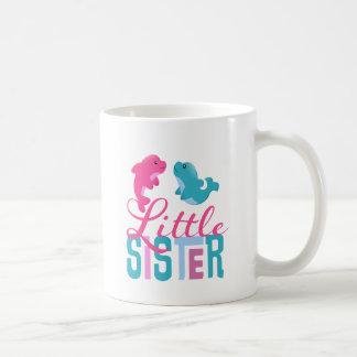 Little Sister Dolphins Mugs