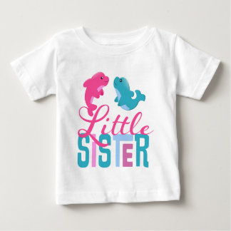 Little Sister Dolphins Tshirts