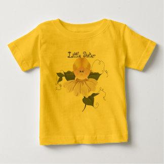 Little Sister Garden Fairy Folk Art T Shirts
