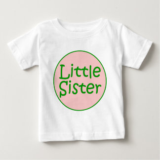Little Sister Infant T T Shirt