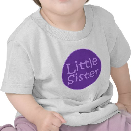 Little Sister Infant T Shirts