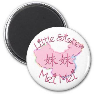 Little Sister Mei Mei (Chinese) Magnet