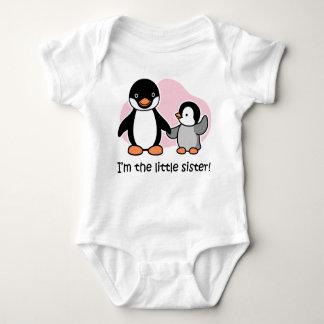 Little Sister Penguin t-shirts