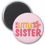 Little Sister Refrigerator Magnets