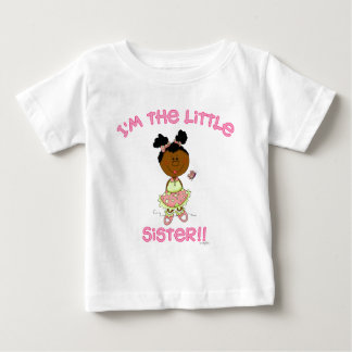 Little Sister T-Shirt (Black AA)