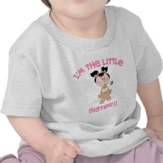 Little Sister T-Shirt Black