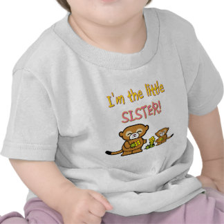 Little Sister Tee Shirts