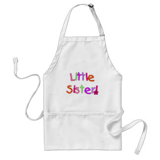 Little Sister Tshirts and Gifts Standard Apron