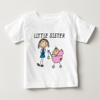 Little Sister With Big Sis Tshirts