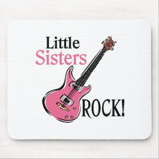 Little Sisters Rock Mouse Mats