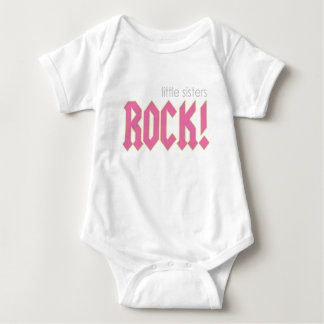 Little Sisters Rock! T Shirts