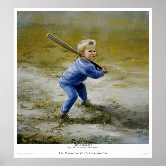 Little Slugger Poster