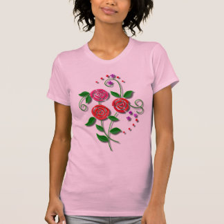 Little Spring Flowers T Shirts