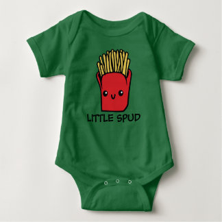 Little Spud Baby Bodysuit