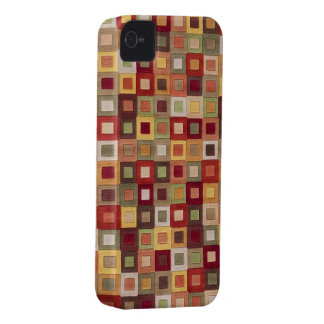 Little Squares Colorful iPhone Cover Case