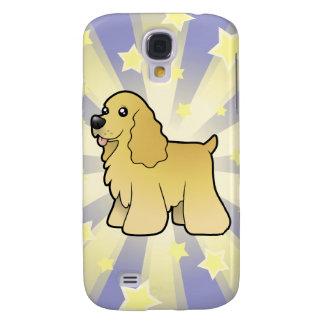 Little Star American Cocker Spaniel Galaxy S4 Case