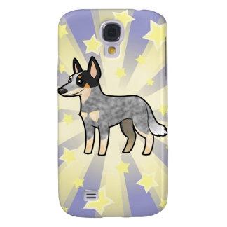 Little Star Australian Cle Dog / Kelpie Galaxy S4 Case