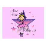 Little Star Ballerina - Blonde Hair