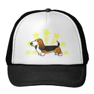 Little Star Basset Hound Cap