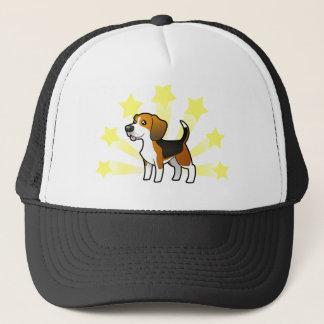 Little Star Beagle Trucker Hat