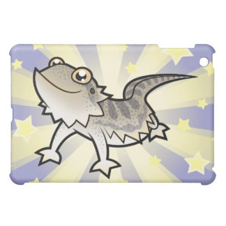 Little Star Bearded Dragon / Rankins Dragon iPad Mini Covers