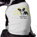 Little Star Boston Terrier Pet Shirt
