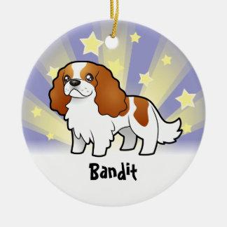 Little Star Cavalier King Charles Spaniel Christmas Ornament