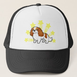 Little Star Cavalier King Charles Spaniel Trucker Hat