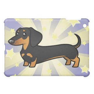 Little Star Dachshund (smooth coat) iPad Mini Cases