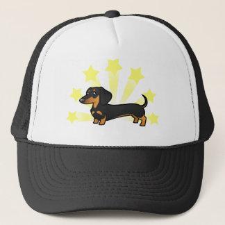 Little Star Dachshund (smooth coat) Trucker Hat