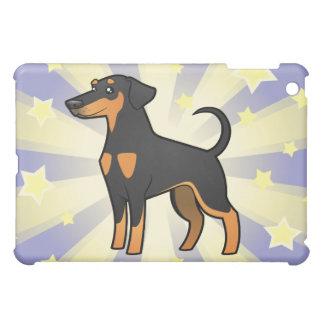 Little Star Doberman Pinscher (floppy ears) Cover For The iPad Mini