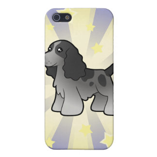 Little Star English Cocker Spaniel Case For The iPhone 5