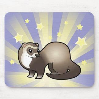 Little Star Ferret Mouse Mat